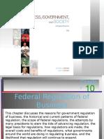 10. Federal Regulation of Business(সিলেবাসে নাই).ppt