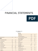 Financial Statements (2)