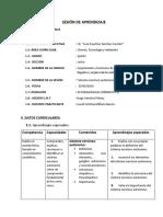 Sesión de Aprendizaje Luceli (1)Docx