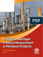 Distillation and Vapor Pressure Measurement in Petroleum Products (2)