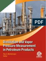 Distillation and Vapor Pressure Measurement in Petroleum Products (2)