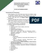Pautas Del Proyecto de Telecomunicaciones i _2016-II