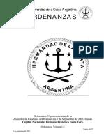 ORDENANZAS Y PROTOCOLOS DE LA HERMANDAD DE LA COSTA ARGENTINA.pdf