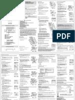 Manuale VE344800 Memo AST1