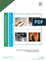 Alterações Climáticas e Saúde Humana - LVT