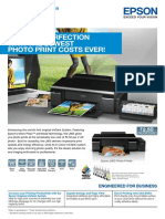 Compare Epson L455 vs Hewlett Packard (HP) GT 5820 Printer and