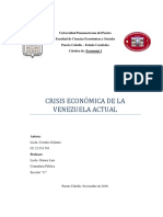 2do Ensayo de Economia Julianni