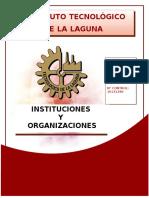 Institución y Organización