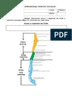 Guía Zonas Chile y Paisajes