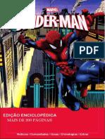 Revista Homem Aranha 123