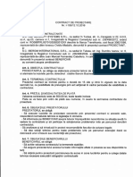 Contract Proiectare