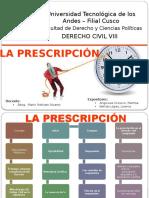 Diapositivas Prescripción