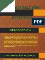Contaminacion Acustica y Visual