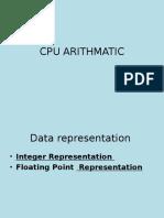 (5) CPU Aritmatika