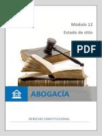 Constitucional - Modulo 12