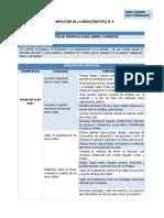 COM - Planificación Unidad 6 - 2do Grado.docx