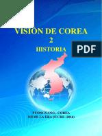 Visión de Corea -2 - Historia - 2016.pdf
