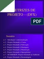 Diretrizes Projeto Produto