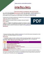Curso a Distância - Projeto de Uma Rede Local Utilizando o Microsoft Visio 2007
