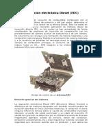 Regulación Electrónica Diesel
