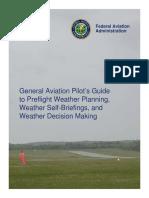 Ga Weather Decision Making