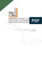 Hermida, Meschini Poscolonialidad y TS