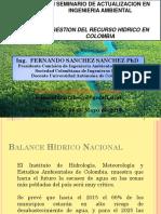 Recurso Hidrico en Colombia Uautonoma 1
