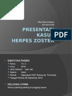 Presentasi Kaasus Fix Dermatitis Paederus