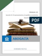 Modulo 12 Plantilla Economia Politica