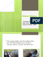 Wastewater Ppt