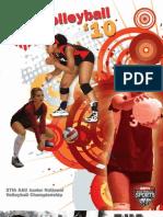2010 VBall Program