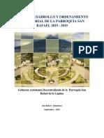 PDOT San Rafael 2015