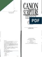 00059 Bruce The Canon of Scripture.pdf