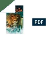 Portada Las Cronicas de Narnia