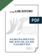 Projecto Sala Estudo