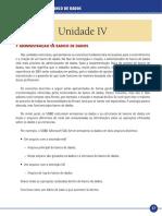 Administração de Banco de Dados_Unidade IV(1)