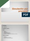 Simulacion por procesos
