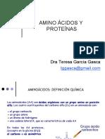 Aa y Proteínas