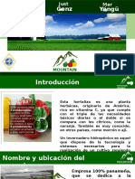 Mountain Veggies - Comerio Internacional