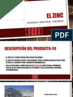 El Zinc, Economía