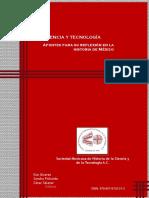 Ciencia y tecnología. Apuntes para su reflexión en la historia de México.pdf