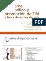SM y Prevencion de DM Estilos de Vida