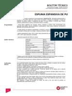 -Uploads-boletim_tecnico-201308121609440.Espuma Expansiva de PU (1)