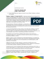 17 04 2011 - El gobernador Javier Duarte de Ochoa, se reúne con su homóloga de Yucatán, Ivonne Ortega Pacheco.