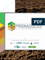 Doc 183 Programa Nacional de Solos Do Brasil
