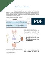 1. Hipo e Hiperparatiroidisimo