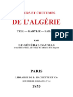 Eugene Daumas-Moeurs et coutumes de l'Algerie-Sindbad (1999).pdf