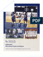 Santa Fe College Educational Equity Act Report 2009-10