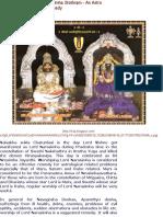 Runa Vimochana Sri Nrusimha Stothram - An Astro Remedy