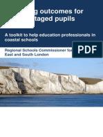 RSC SESL Toolkit - Improving Outcomes for Disadvantaged Pupils